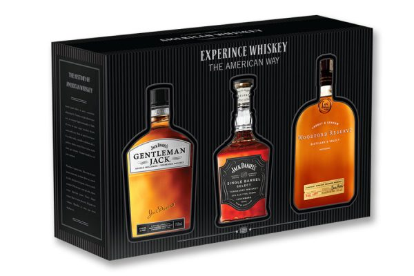 AMERICAN WHISKY - Packaging Design - Jack Daniel's & Woodford Reserve