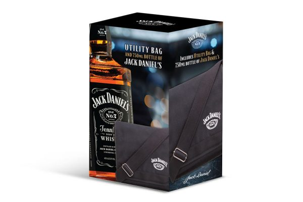 JACK DANIEL'S - Packaging Design - Gift in Box