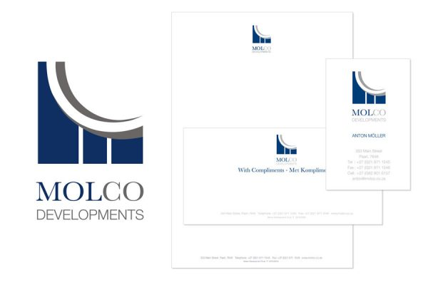 MOLCO DEVELOPMENTS - Logo Design