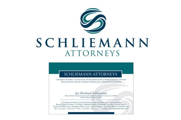 SCHLIEMANN ATTORNEYS - Logo Design