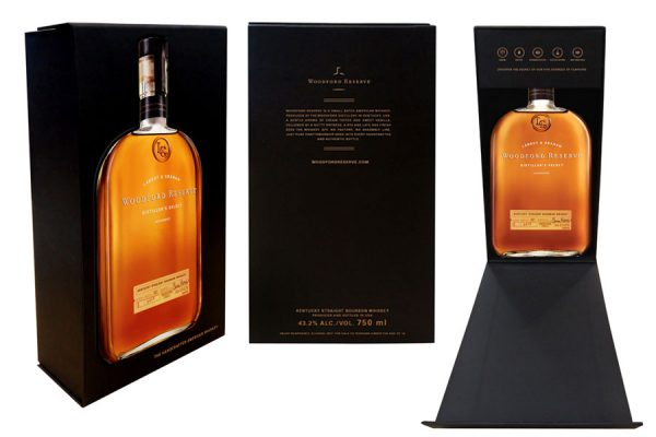 WOODFORD RESERVE - Packaging Design